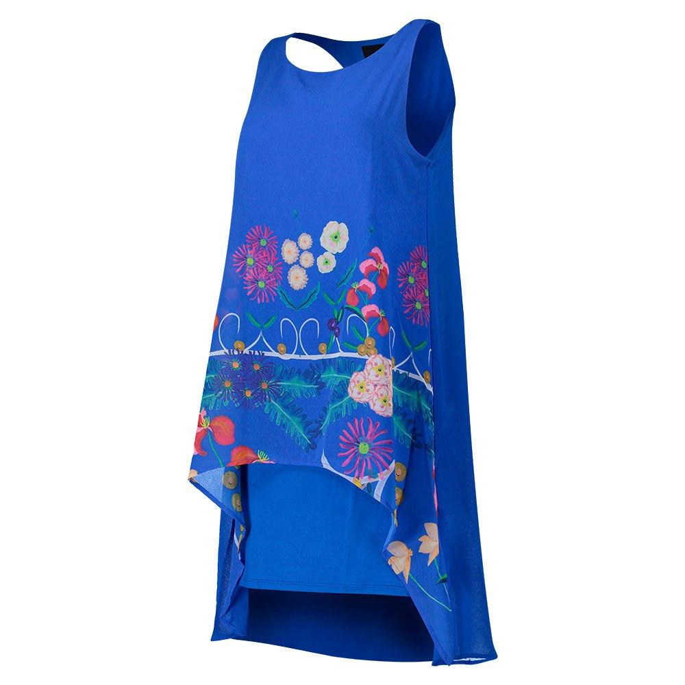 Vestidos de mujer azules Desigual | Compra online en eBay