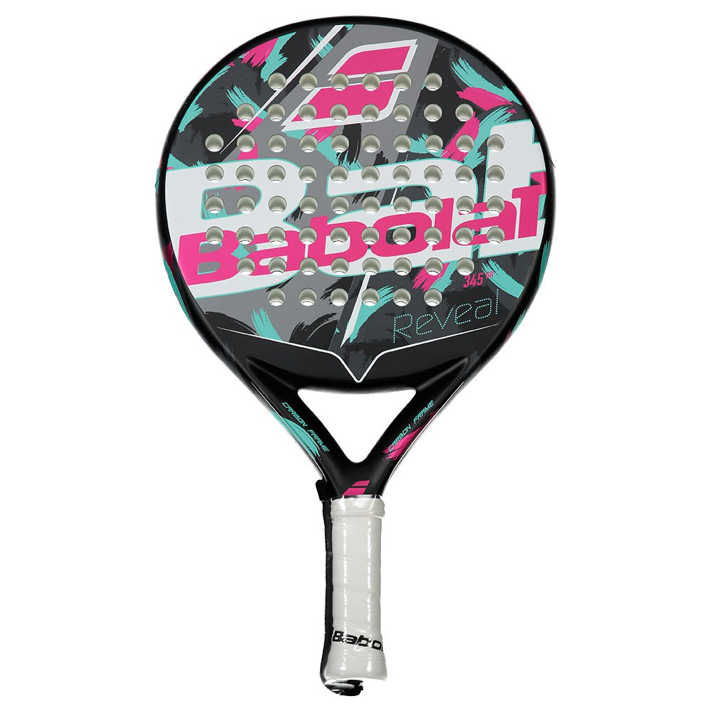 Babolat Reveal One Size Black / Pink / Green