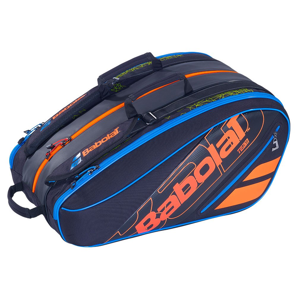 Babolat Team Padel One Size Black / Blue