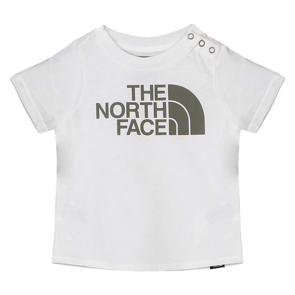 The North Face Easy 6-12 Months White / New Taupe Green
