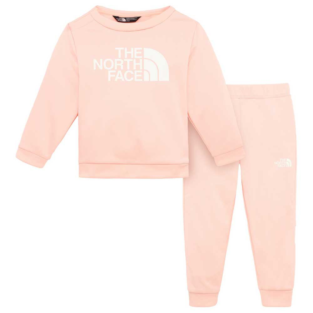 The North Face Todd Surgent Crew 2 Years Impatiens Pink