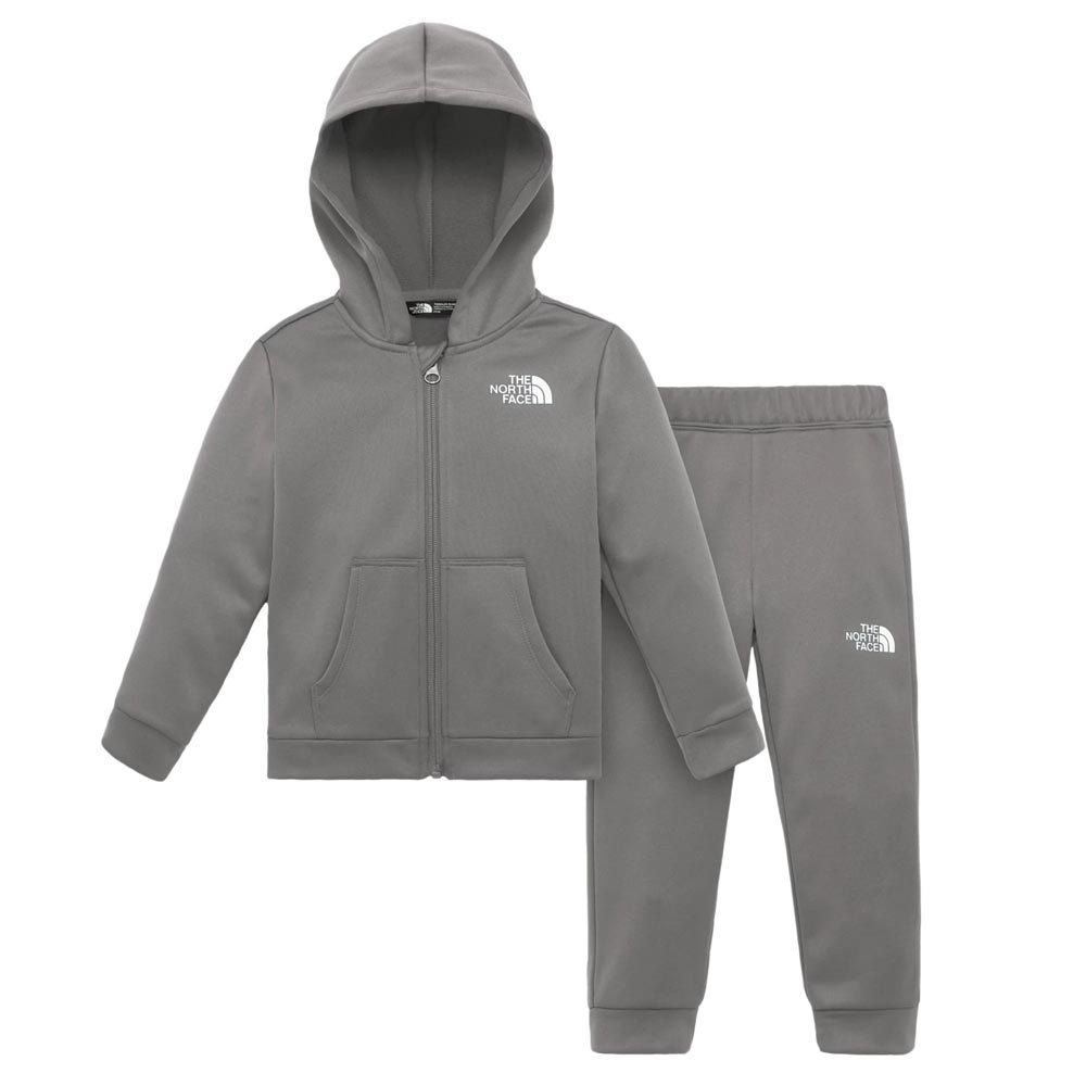 The North Face Todd Surgent Track 2 Years Medium Grey Heather