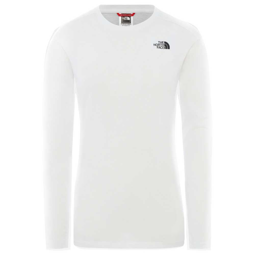 The North Face Pull Simple Dome XL White