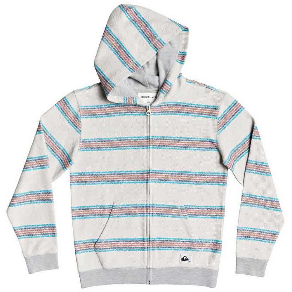 Quiksilver Great Otway Zip Youth 12 Years Parchment Great Otway