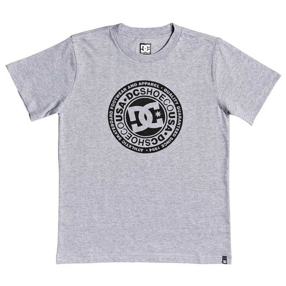 Dc Shoes Circle Star 12 Years Grey Heather / Black