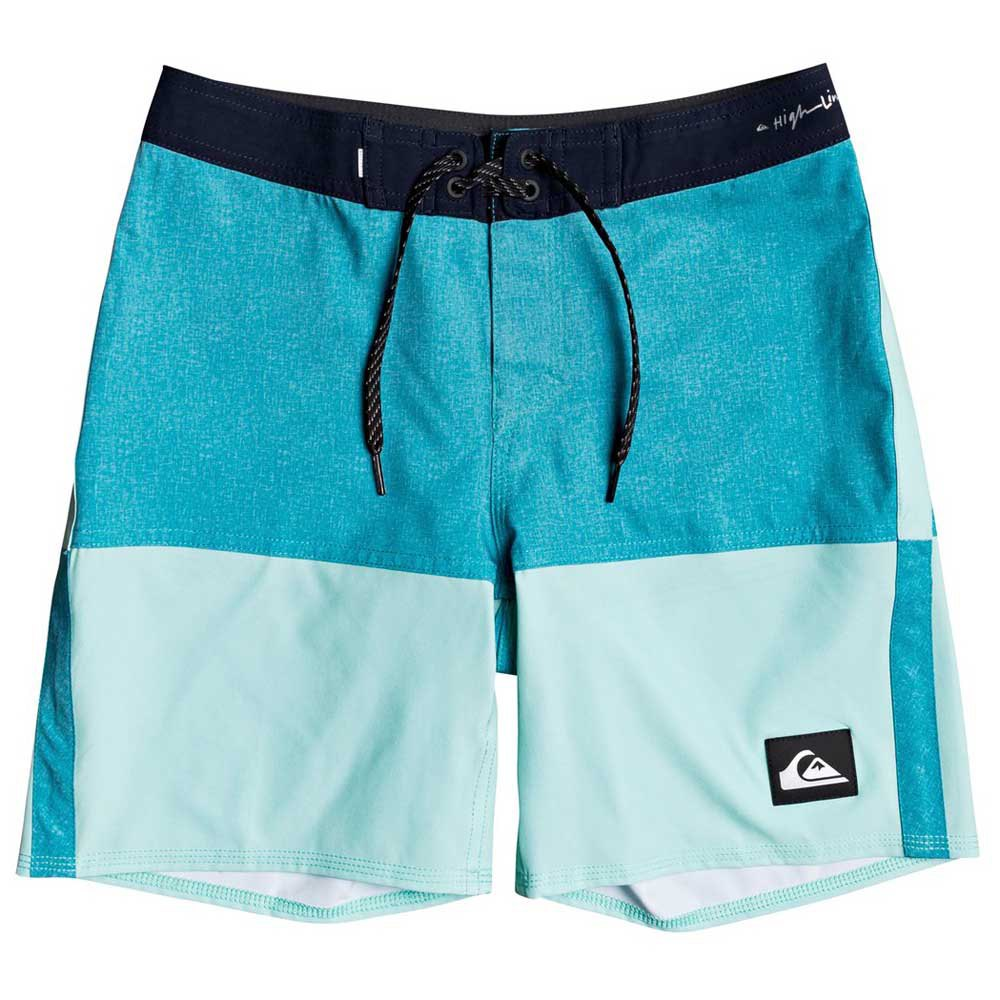 Quiksilver Highline Five Oh Youth 16 12 Years Dazzling Blue