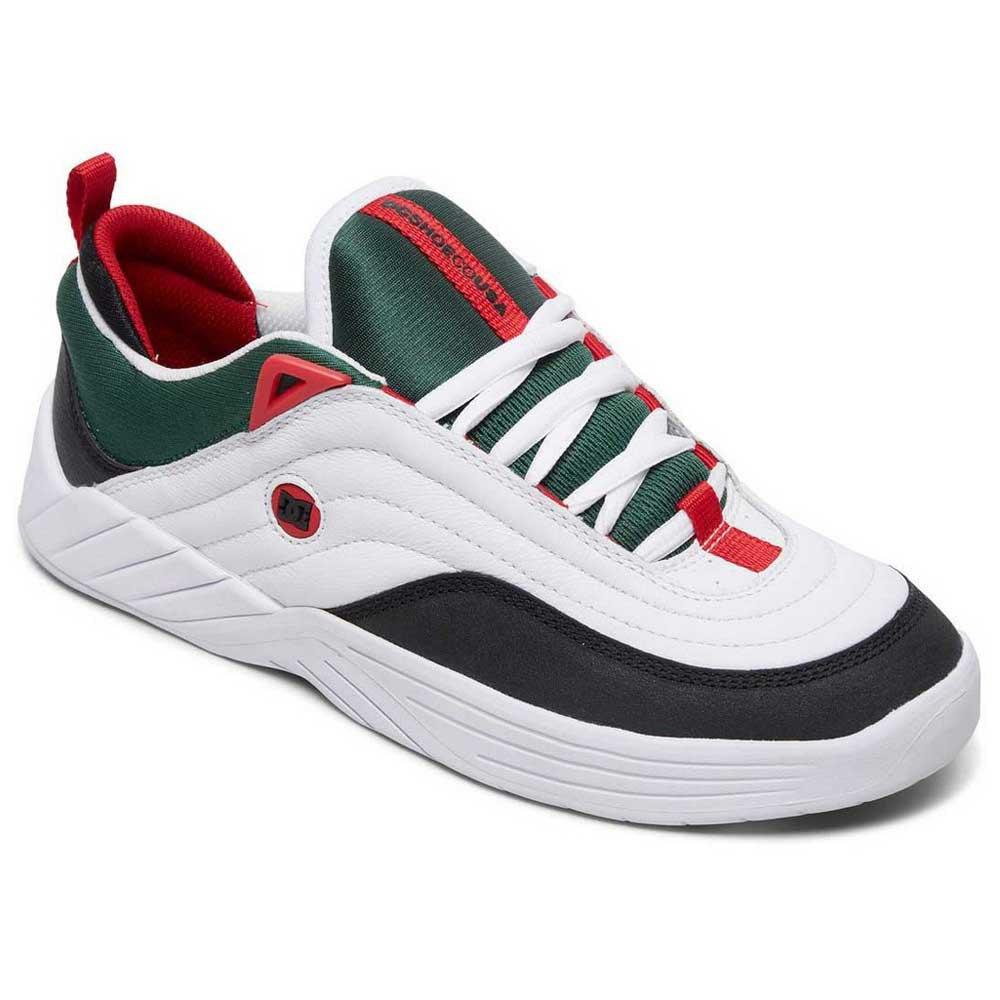 Dc Shoes Williams Slim EU 42 1/2 White / Black / Athletic Red