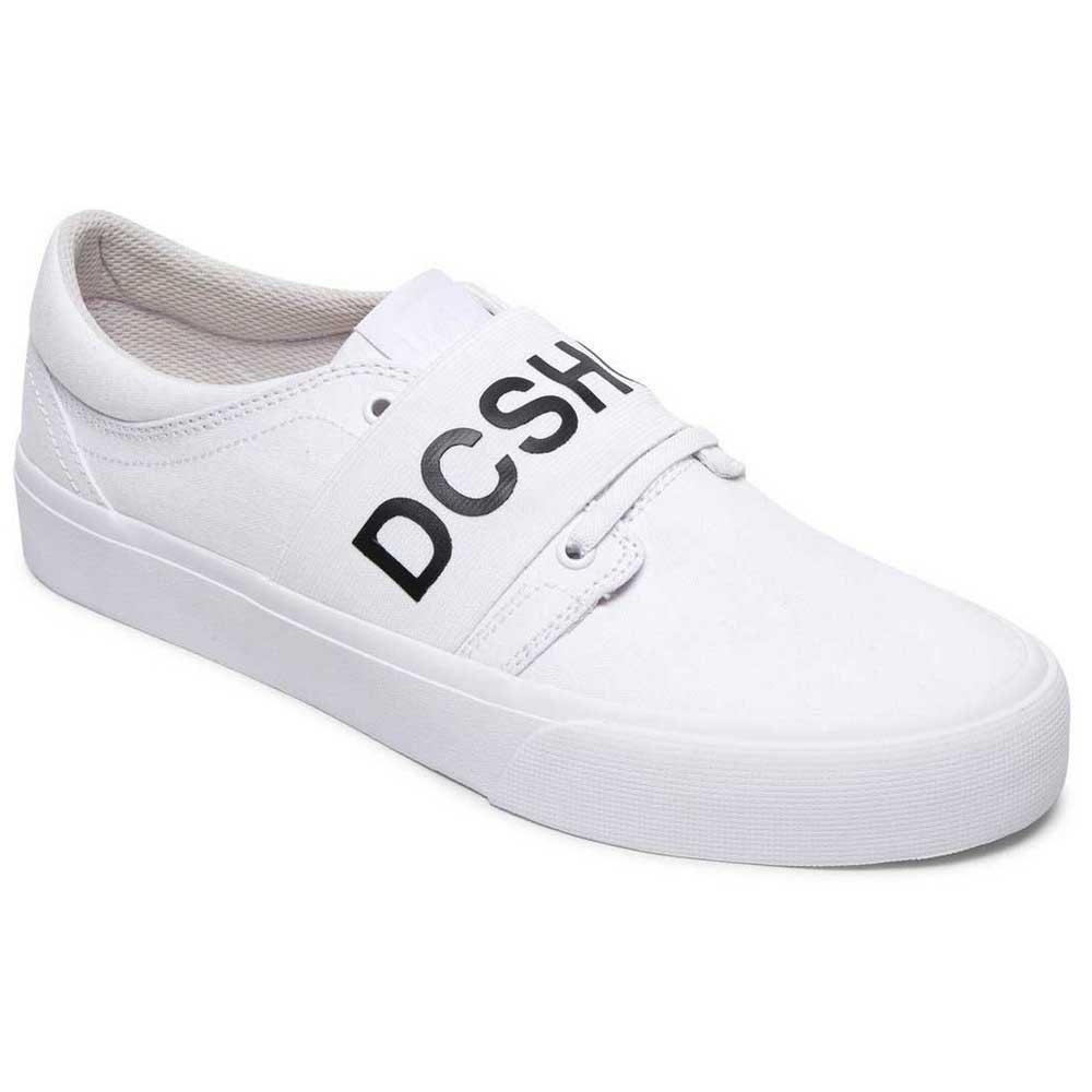 Dc Shoes Trase Tx Sp EU 42 1/2 White / Black