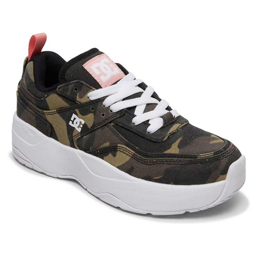 DC Womens E.tribeka Platform Tx Se Skate Shoe
