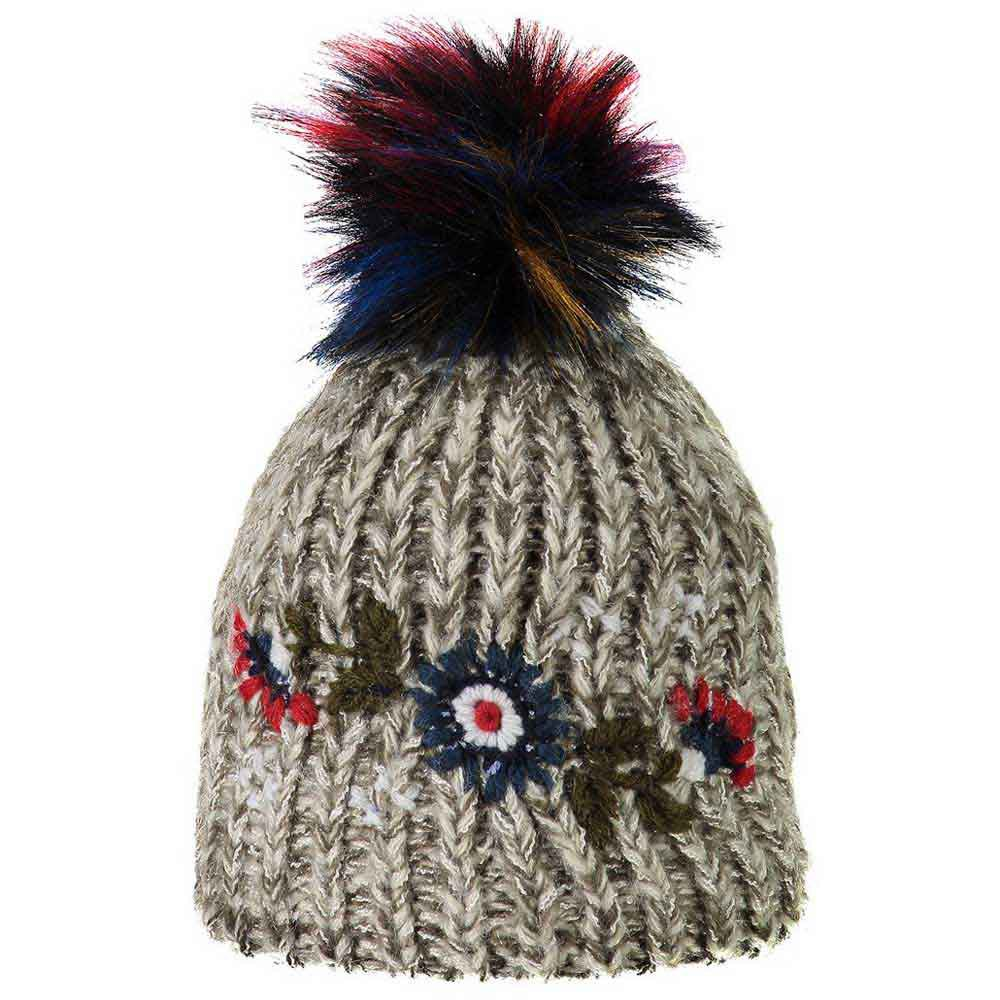 cmp-knitted-hat-one-size-loden