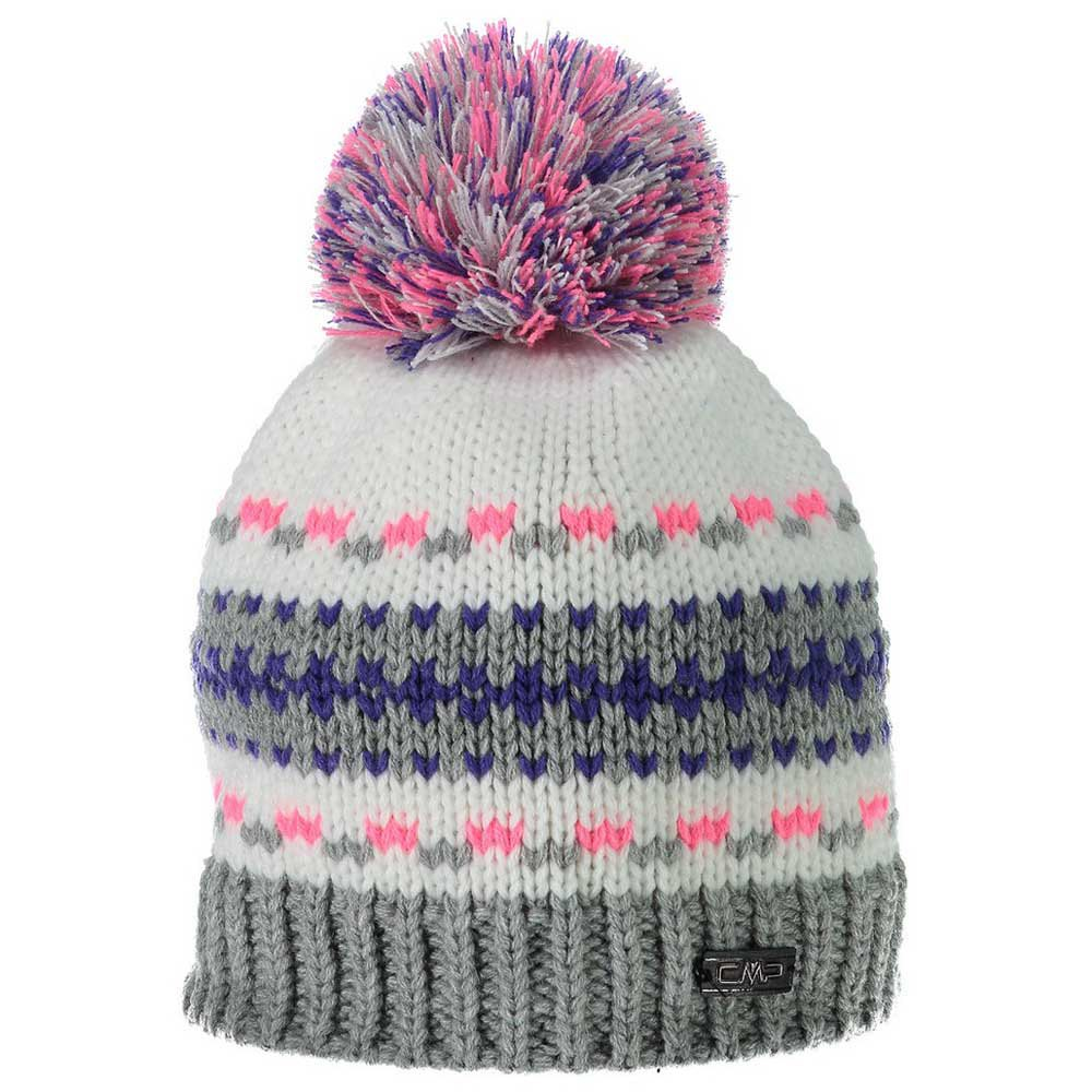 cmp-knitted-hat-one-size-white
