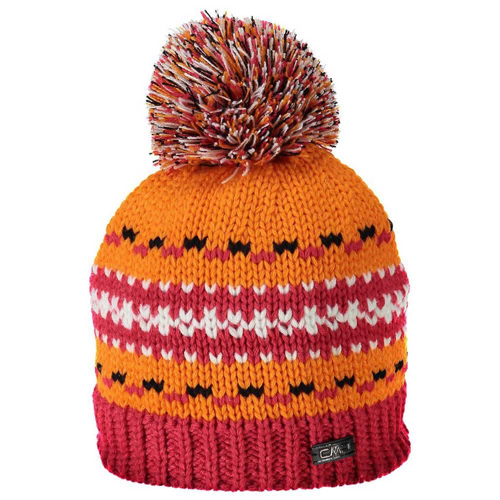 cmp-knitted-hat-one-size-orange