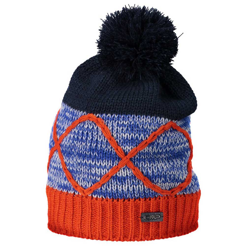 cmp-knitted-hat-one-size-royal