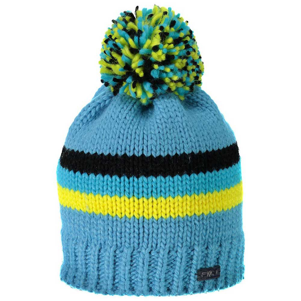 cmp-knitted-hat-one-size-turchese