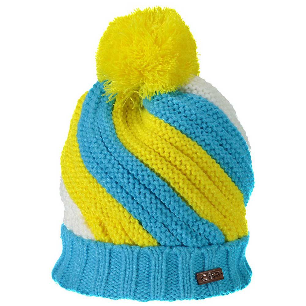 cmp-knitted-hat-one-size-yellow