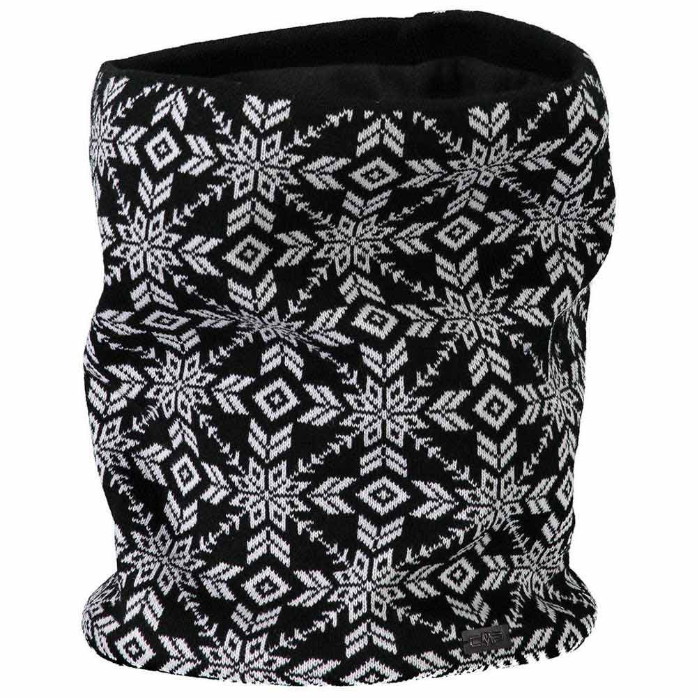 cmp-knitted-neckwarmer-one-size-black