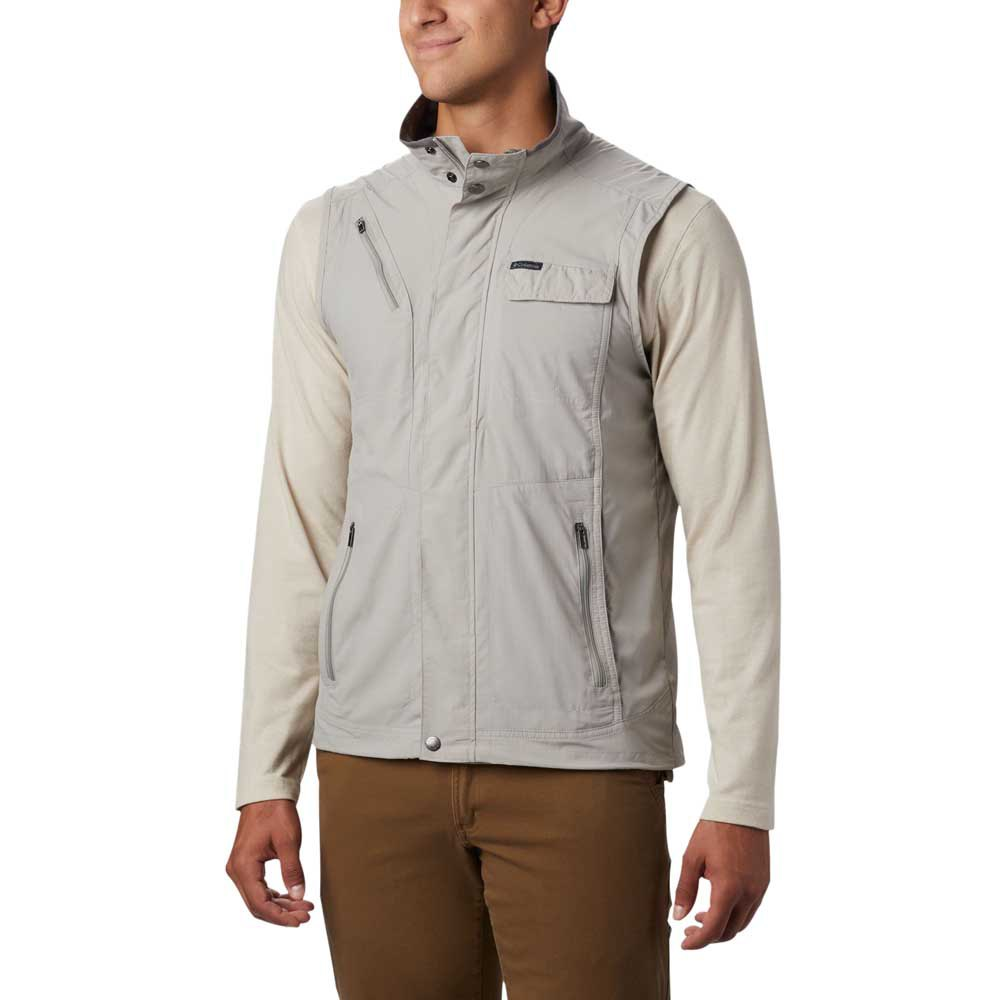Columbia Silver Ridge Ii XL Flint Grey