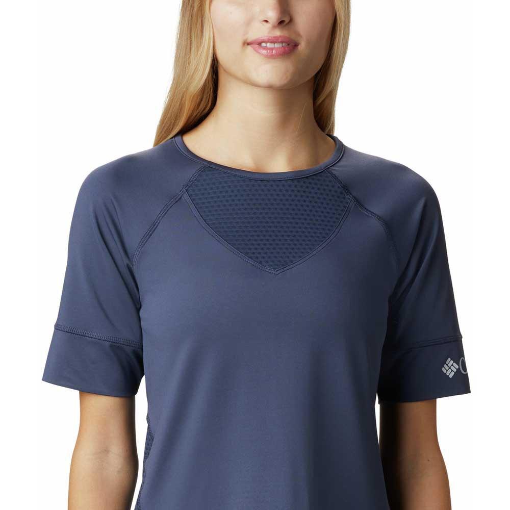 Camiseta para Mujer Color Blanco Columbia Windgates