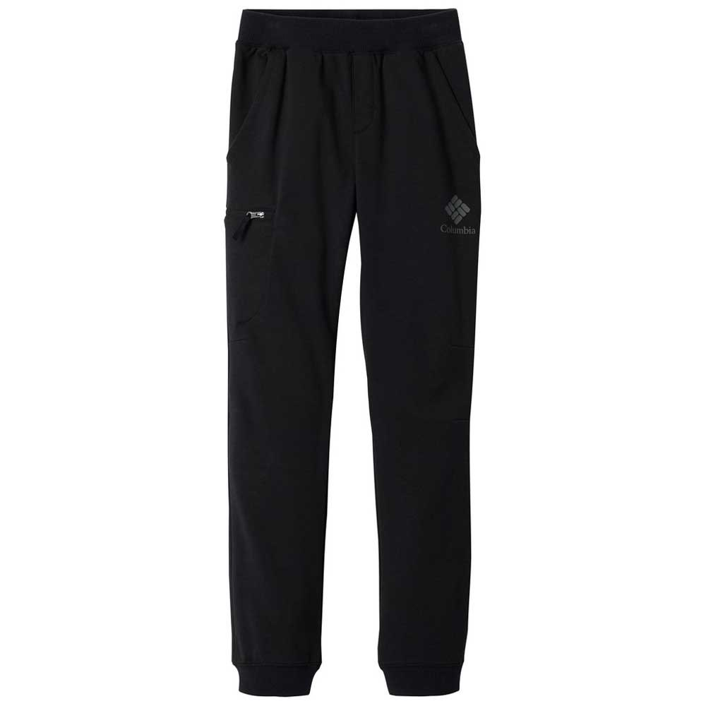 Columbia Branded French Terry Jogger XS Black
