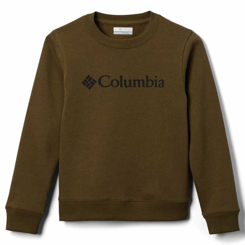 Columbia Park French Terry XXS New Olive