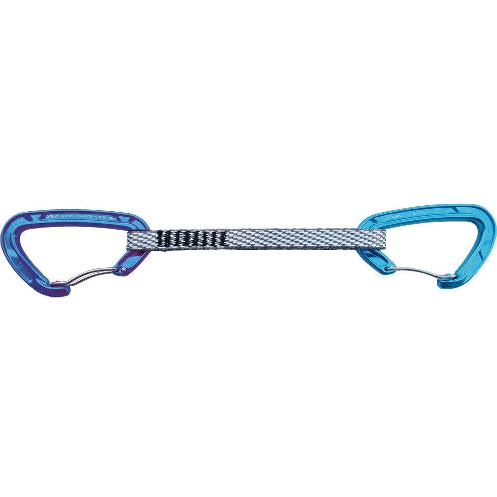 Qi´roc Elektra Set Recto Clip+curvo Clip+exprés Dyneema 12x170mm One Size Blue