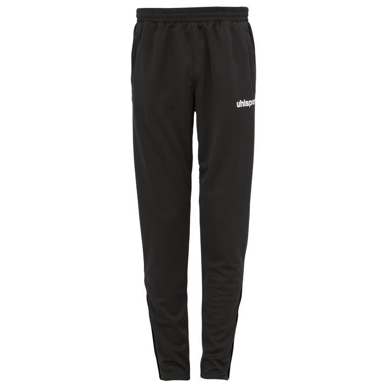 Uhlsport Pantalon Longue Team 5XL Black / White