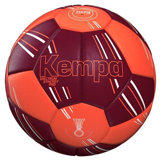 Kempa Ballon Handball Spectrum Synergy Pro 2 Deep Red / Fluor Orange