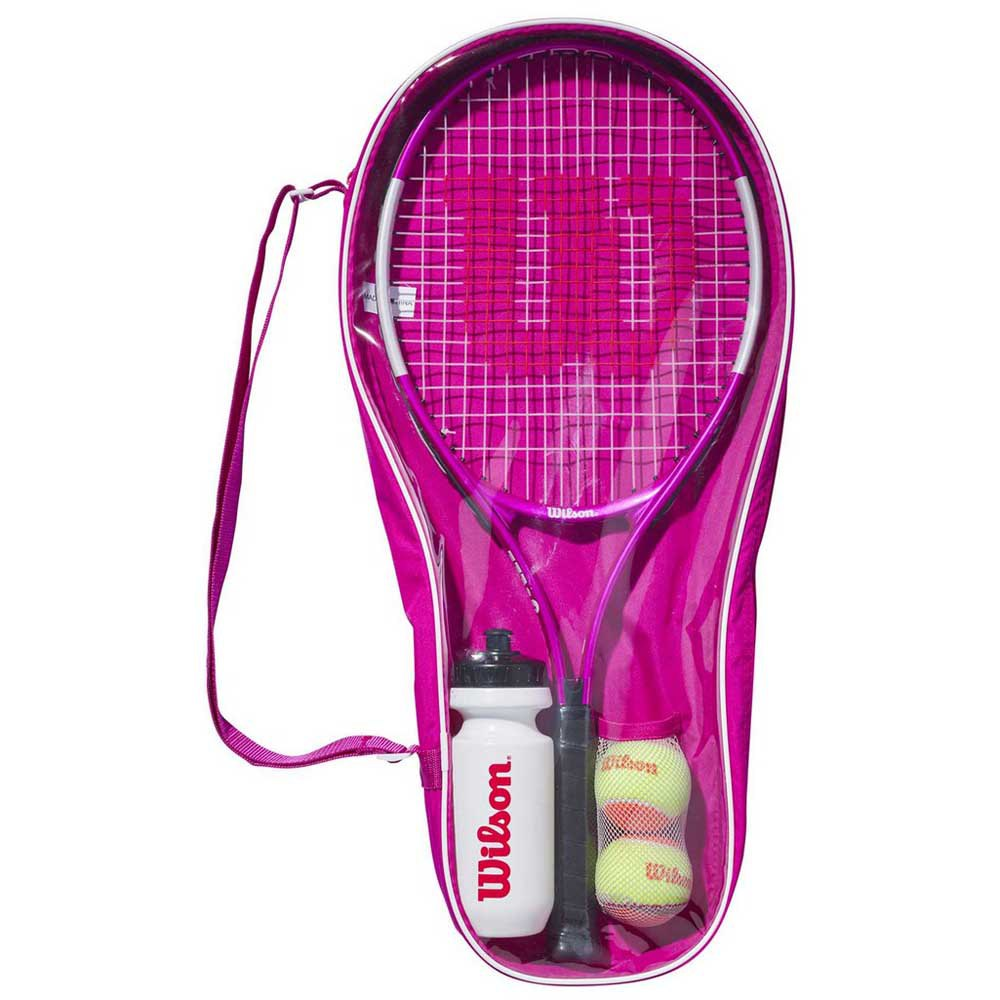 Wilson Ultra Pink 25 Starter Set One Size Multi