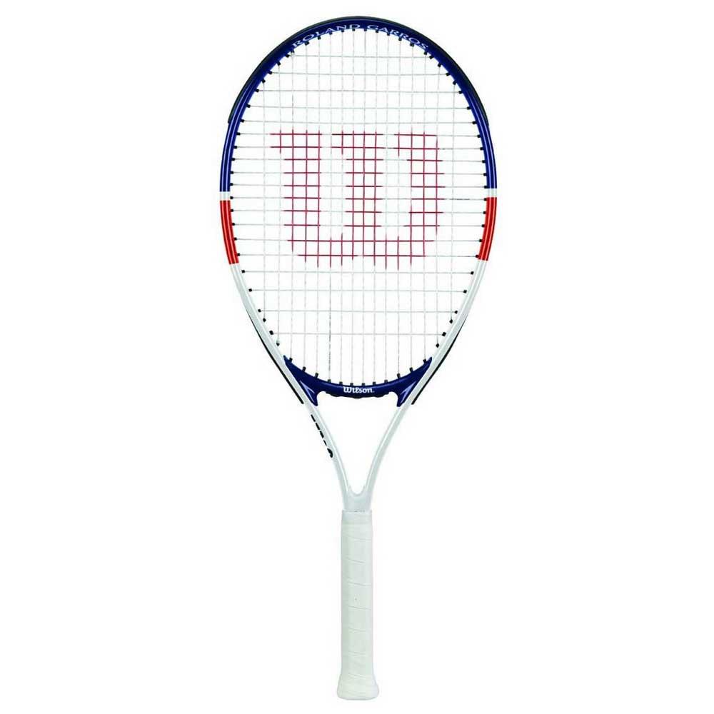 Wilson Roland Garros Elite 26 One Size White / Blue