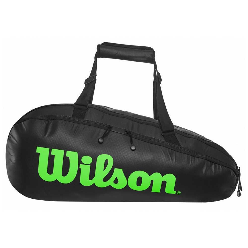 Wilson Tour Comp One Size Black / Green