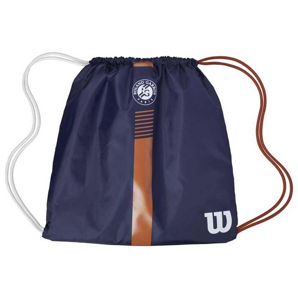 Wilson Sac À Cordon Roland Garros One Size Navy / Clay