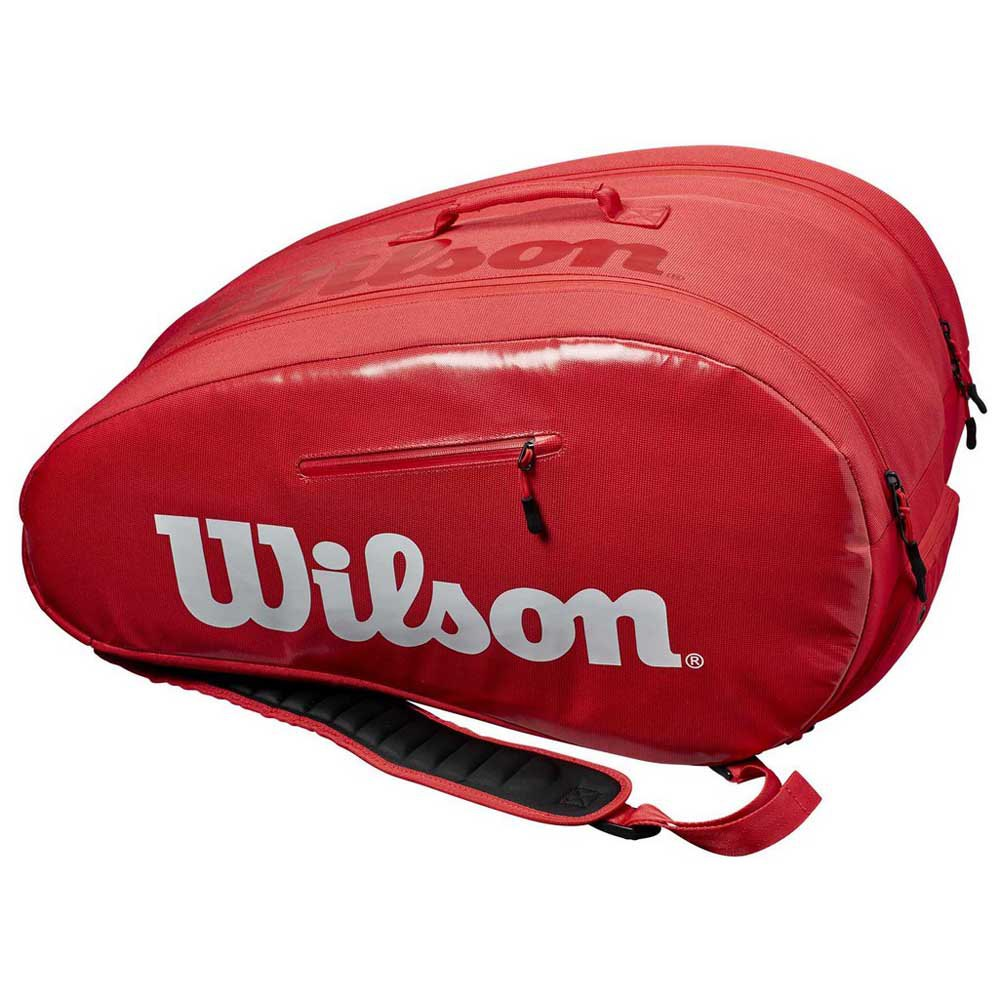 Wilson Super Tour One Size Red