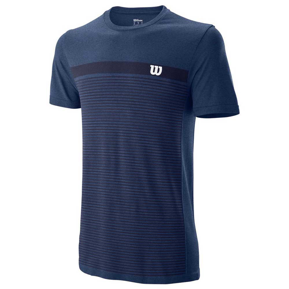 Wilson Competition Seamless Crew S Peacoat