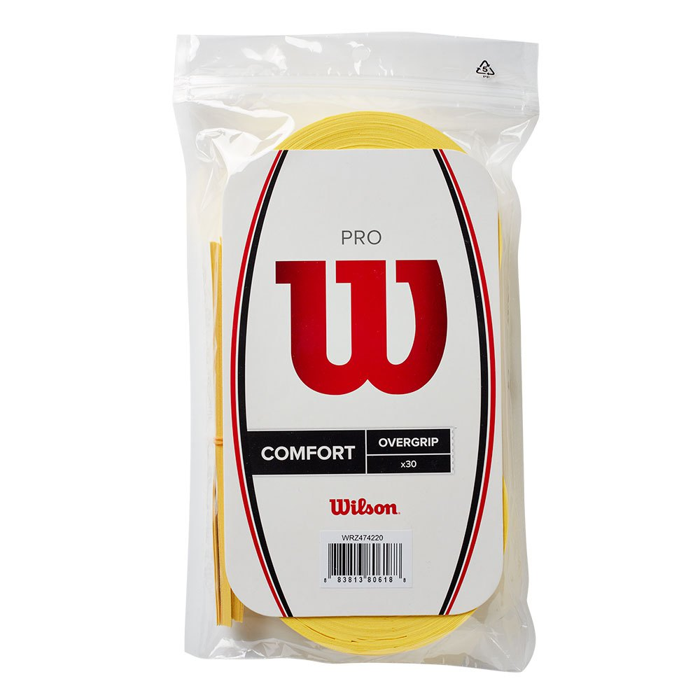 Wilson Pro 30 Units One Size Yellow
