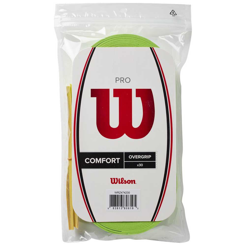 Wilson Pro 30 Units One Size Lime