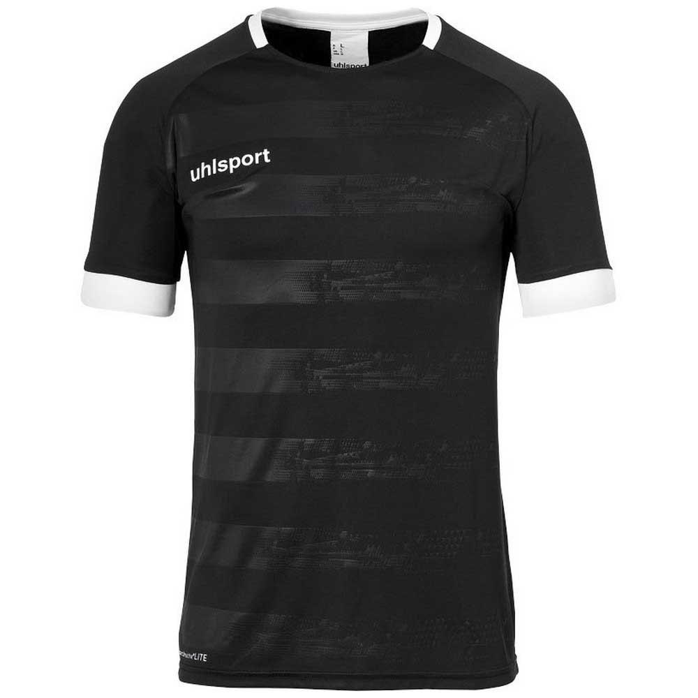 Uhlsport T-shirt Manche Courte Division Ii S Black / White