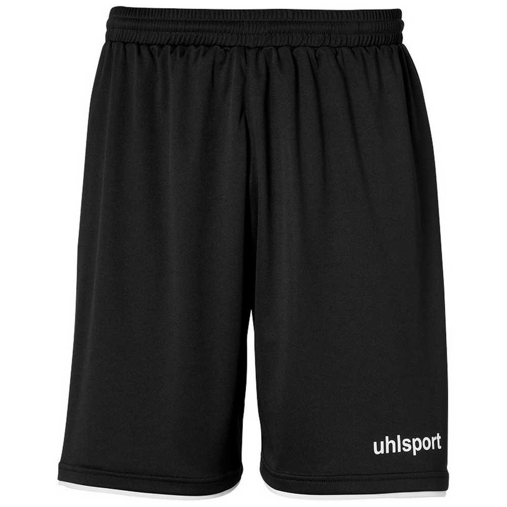 Uhlsport Club S Black / White