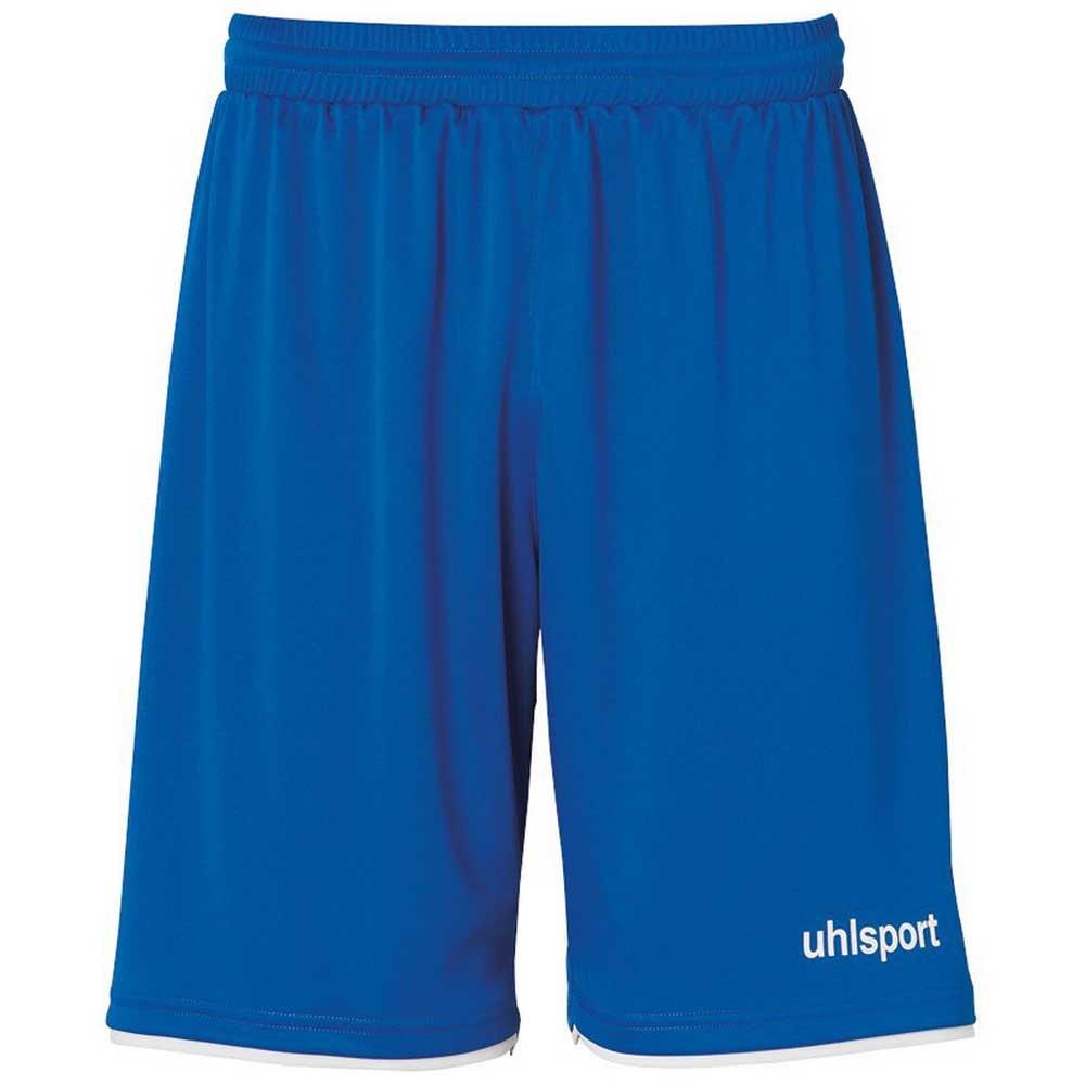 Uhlsport Club S Azure Blue / White