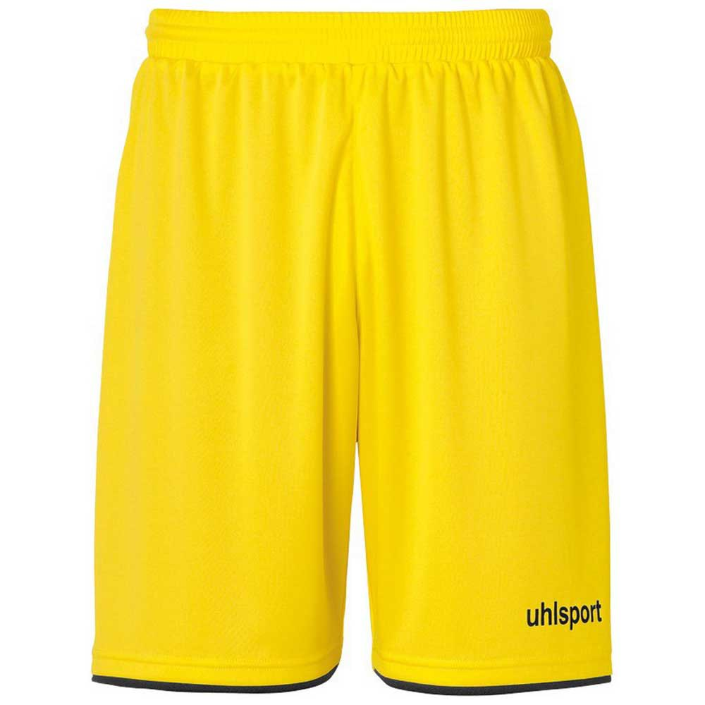 Uhlsport Club S Lime Yellow / Black