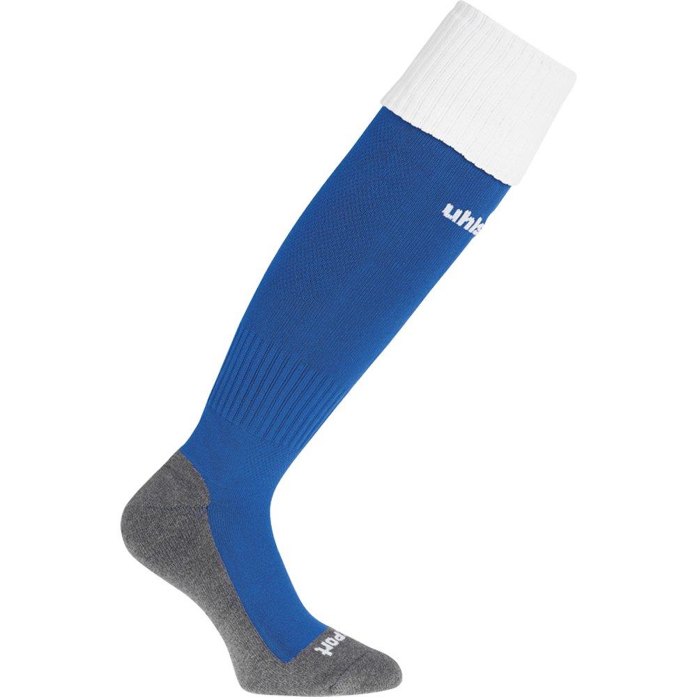 Uhlsport Club EU 28-32 Azure Blue / White