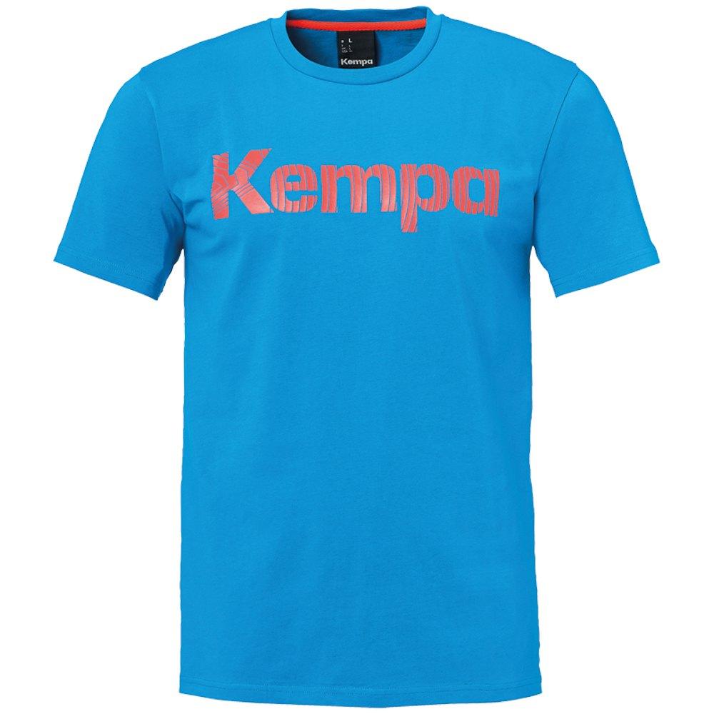 Kempa Graphic 116 cm Blue