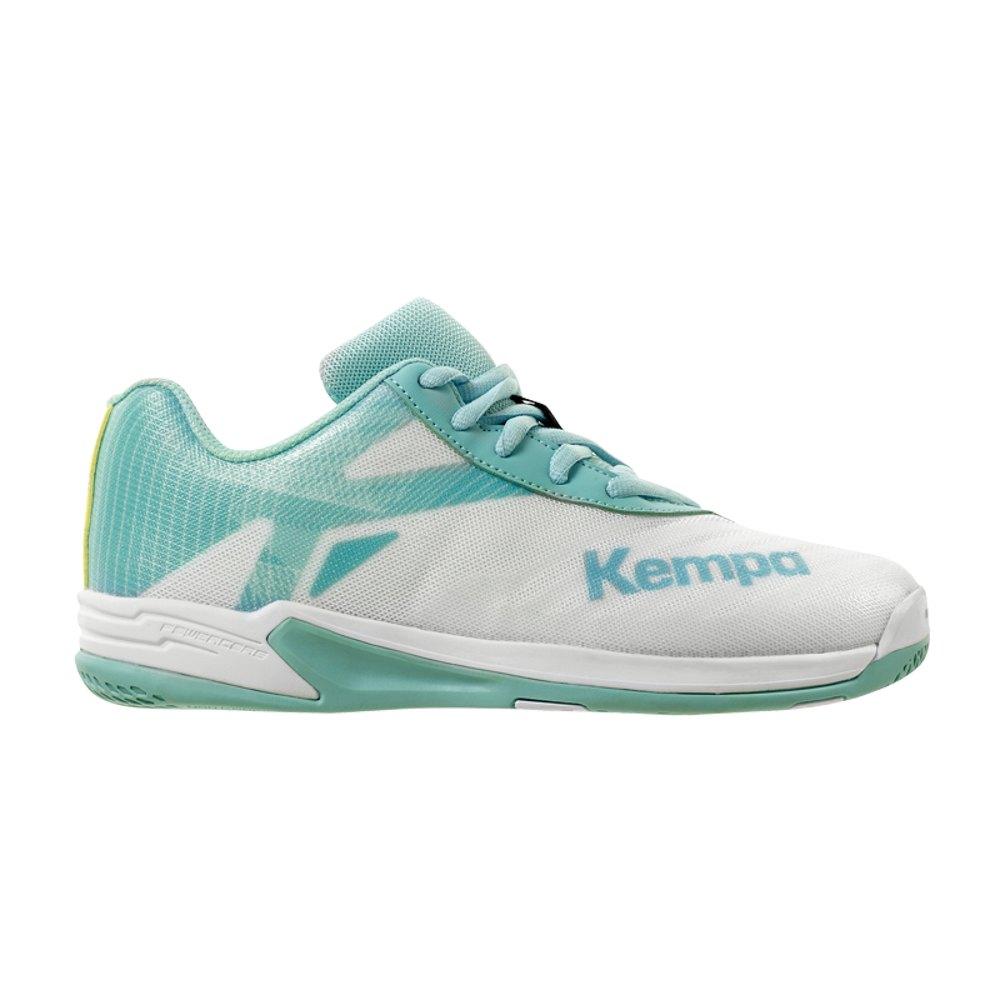 Kempa Wing 2.0 EU 34 White / Turquoise