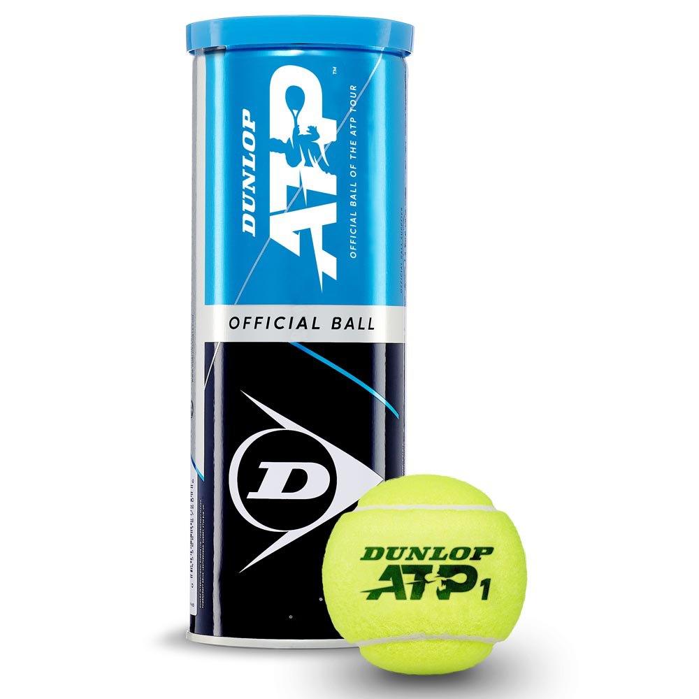 Dunlop Atp Official 3 Balls Yellow