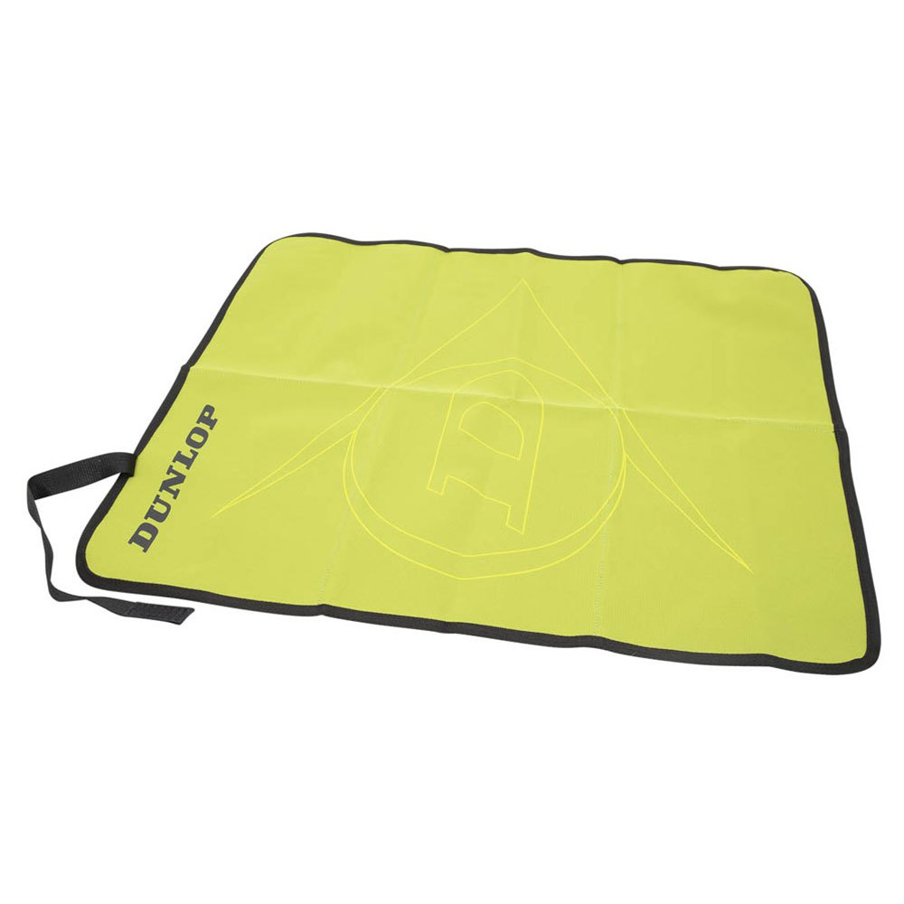 Dunlop Tac Sx-club Matting One Size Yellow