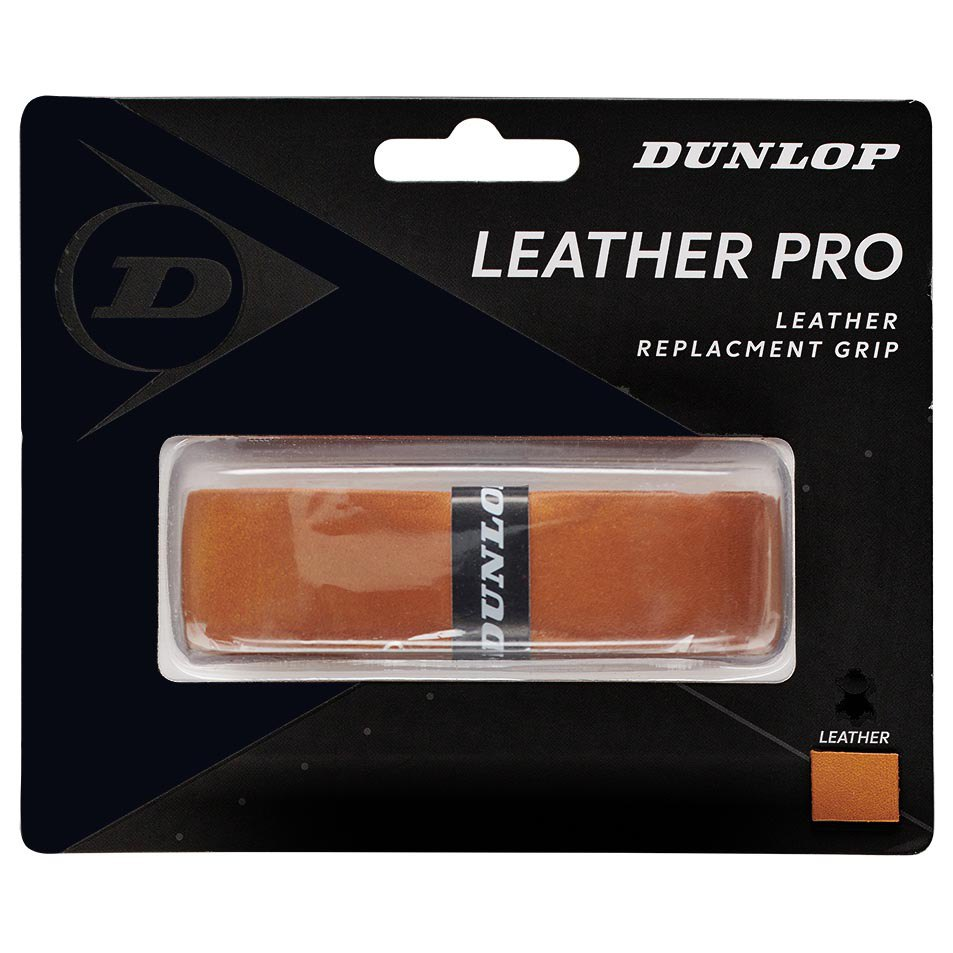 Dunlop Leather Pro Replacement One Size Brown