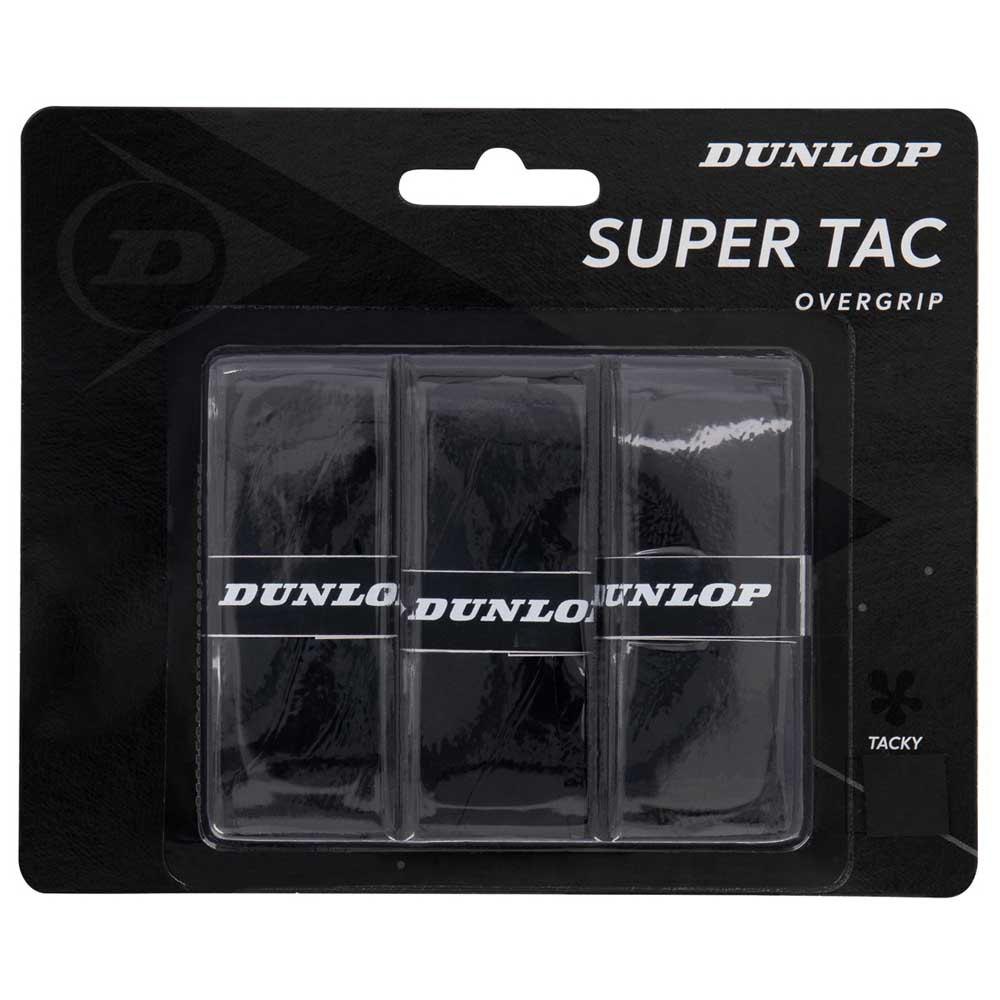 Dunlop Super Tac 3 Units One Size Black