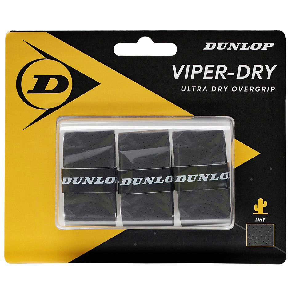 Dunlop Viperdry 3 Units One Size Black
