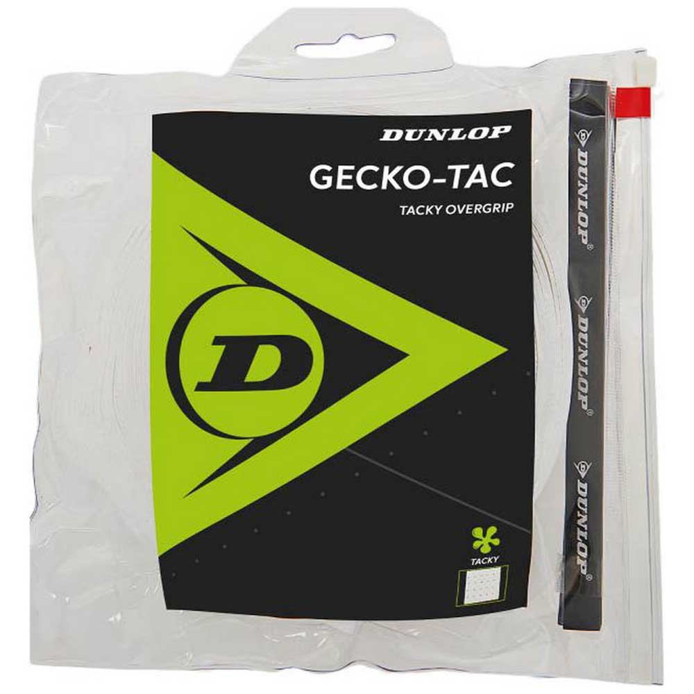 Dunlop Gecko-tac 30 Units One Size White