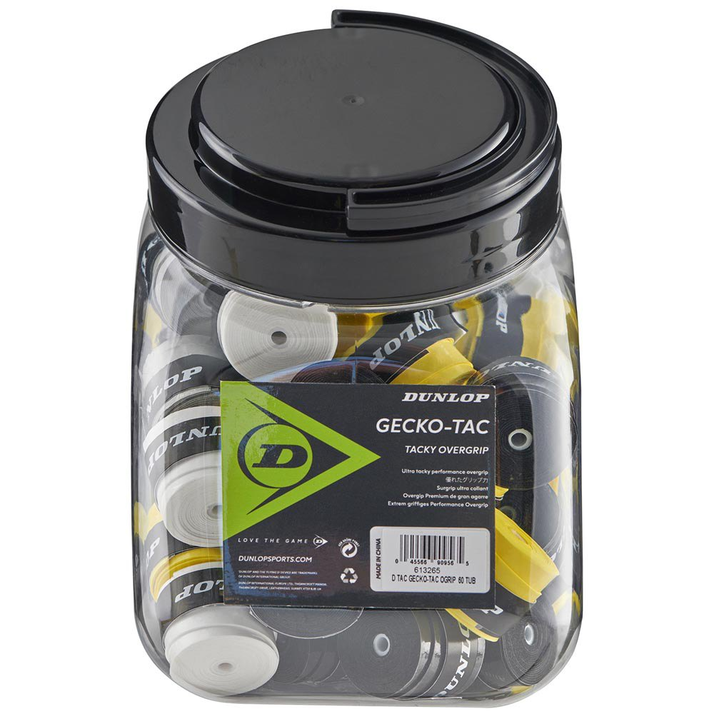 Dunlop Gecko-tac 60 Units One Size Mix