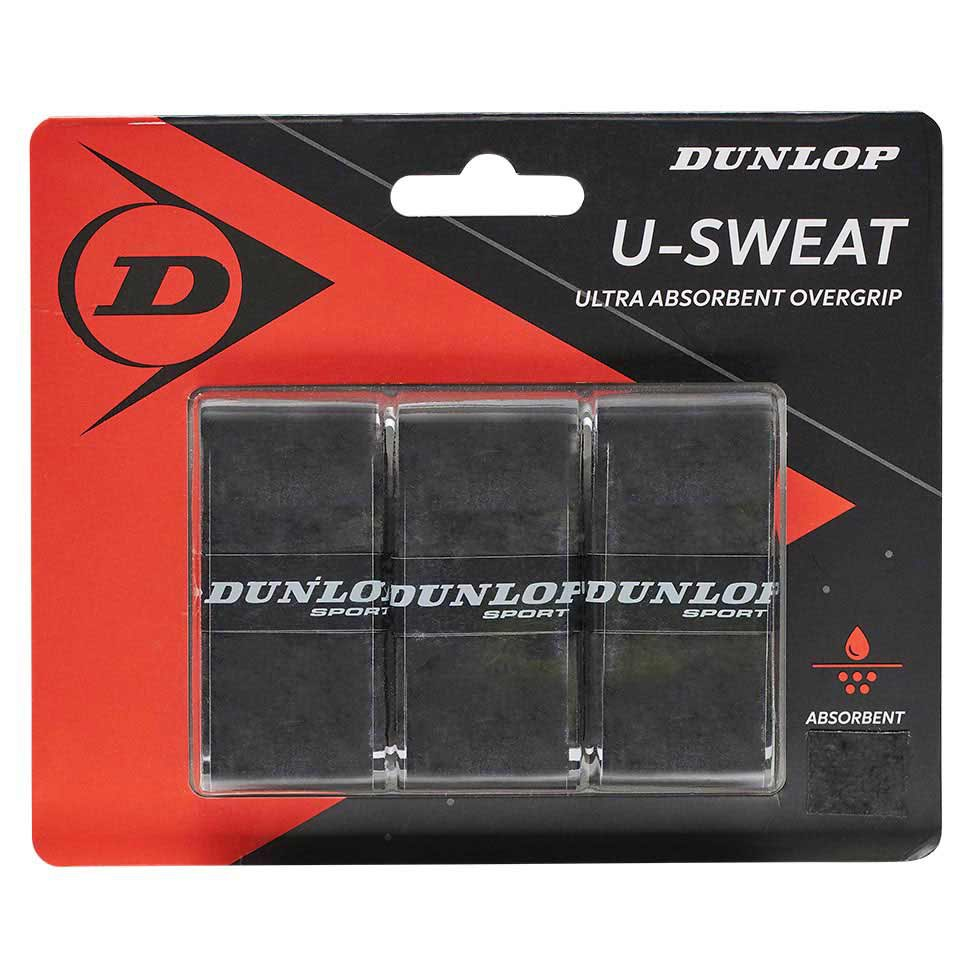 Dunlop U-sweat 3 Units One Size Black